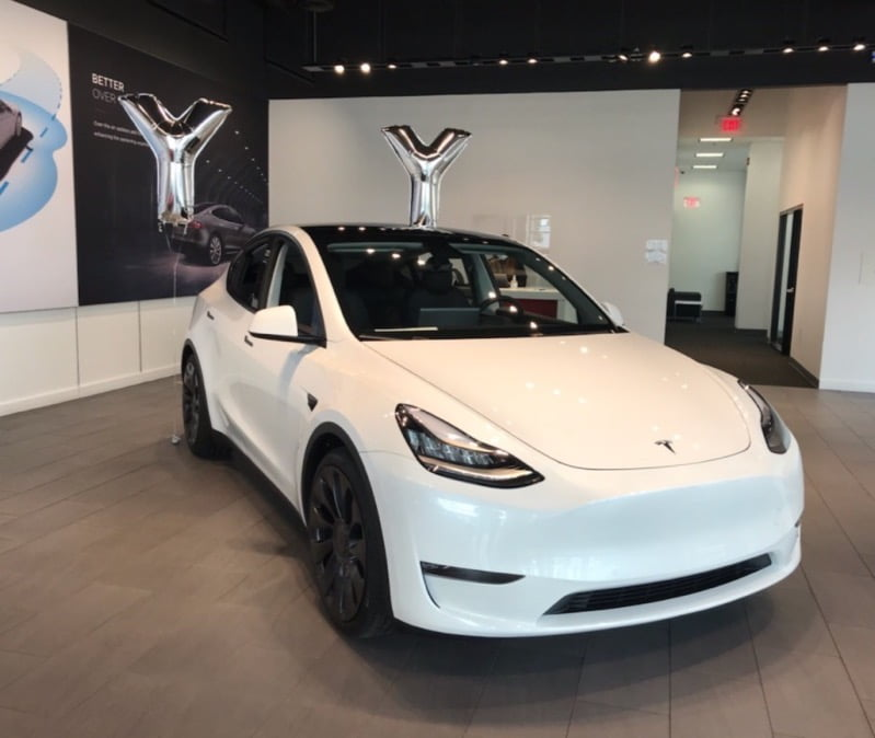 Tesla Model Y TeslaOwnersBC