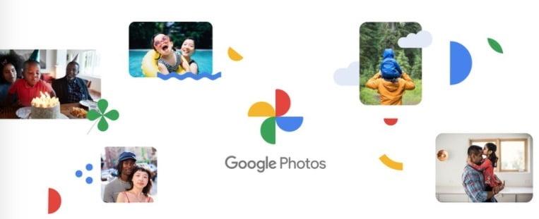 Google photos redesign